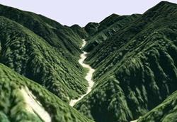 日本の典型地形